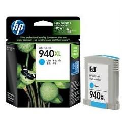 HP 940XL cyan C4907A - originální cartridge