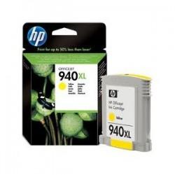 HP 940XL yellow C4909A - originální cartridge