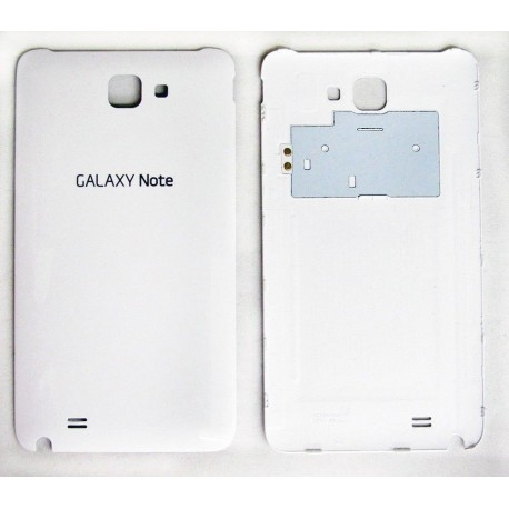 Samsung Galaxy Note SGH-i717 - White - rear battery cover