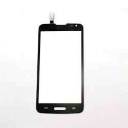 LG L90 D405 D415 - Černá dotyková vrstva, dotykové sklo, dotyková deska + flex
