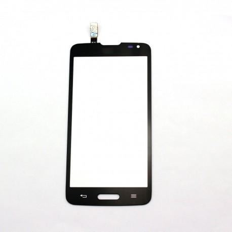 LG L90 D410 - Černá dotyková vrstva, dotykové sklo, dotyková deska + flex