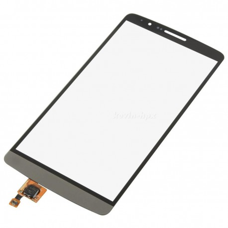 LG D850 D855 D857 D859 G3 - Šedá dotyková vrstva, dotykové sklo, dotyková deska + flex