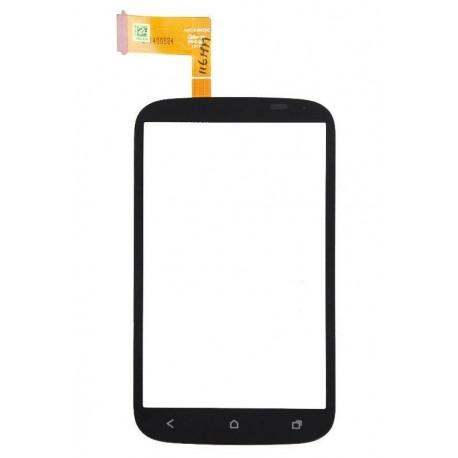 HTC Desire X T328e - Černá dotyková vrstva, dotykové sklo, dotyková deska