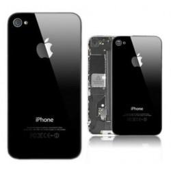 Apple iPhone 4 4S - Čierna - Zadný kryt batérie