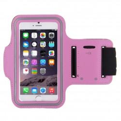 Samsung Galaxy S4 mini i9190 i9195 - Sportovní pouzdro na ruku, Barva: Růžová