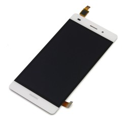 Huawei Ascend P8 Lite 2015 - White - LCD display + touch layer touch glass touch panel
