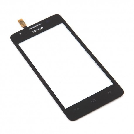 Huawei Ascend G510 G520 G525 U8951 T8951 - Black touch layer touch glass touch panel + flex