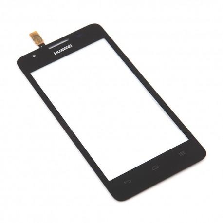 Huawei Ascend G510 G520 G525 U8951 T8951 - Černá dotyková vrstva, dotykové sklo, dotyková deska + flex