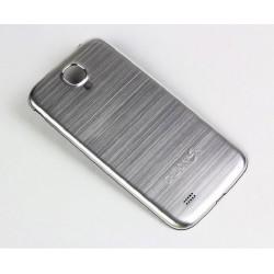 Samsung Galaxy S4 i9500 - Zadní kryt baterie - Hliník - Stříbrný