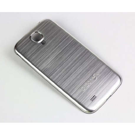 Samsung Galaxy S4 i9500 - The rear battery cover - Aluminum - Silver
