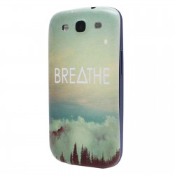 Samsung Galaxy S3 I9300 - The rear battery cover - Breathe