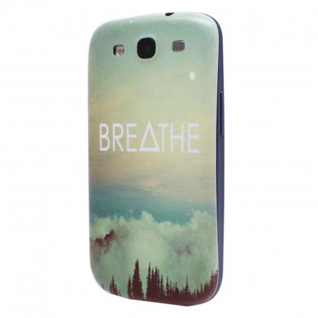 Samsung Galaxy S3 I9300 - The rear battery cover - Breathe