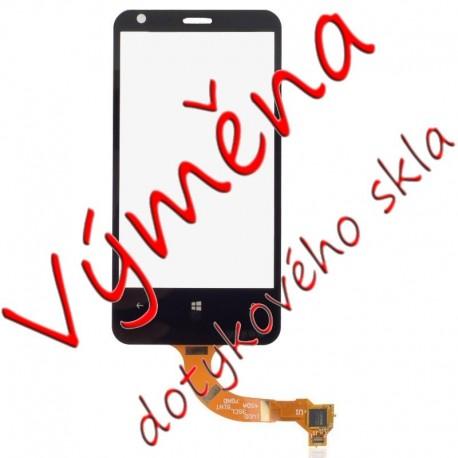Výměna dotykové vrstvy Nokia Lumia 620