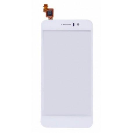 JIAYU G5 G5S - Bílá dotyková vrstva, dotykové sklo, dotyková deska