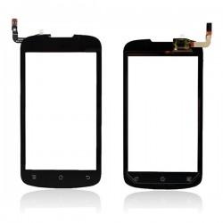 Huawei U8818 G300 - Čierna dotyková vrstva, dotykové sklo, dotyková doska + flex