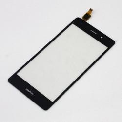 Huawei Ascend P8 Lite - Čierna dotyková vrstva, dotykové sklo, dotyková doska + flex