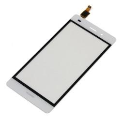 Huawei Ascend P8 Lite - Biela dotyková vrstva, dotykové sklo, dotyková doska + flex