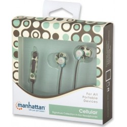 Headphones - Manhattan Signature Cellular 178327