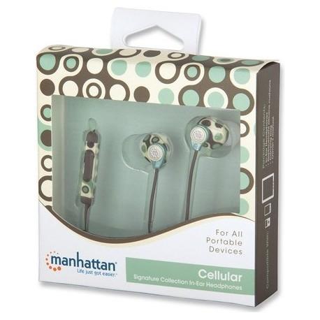 Headphones - Manhattan Signature Cellular 178327