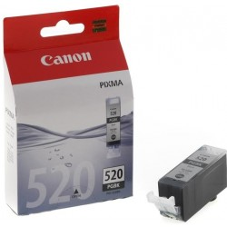 Canon PGI-520Bk PGBK - Original Cartridges