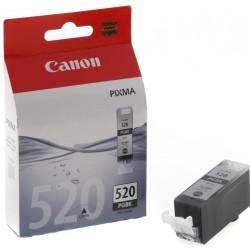Canon originální cartridge PGI520BK, černá, 19ml, Canon iP3600, 4600, MP550, 620, 630, 980
