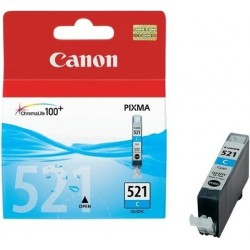 Cartridge Canon CLI-521C - Originální cartridge