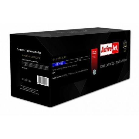HP CE320A (128A) - Černý kompatibilní toner