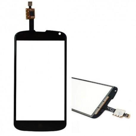 LG Nexus 4 E960 - Černá dotyková vrstva, dotykové sklo, dotyková deska + flex