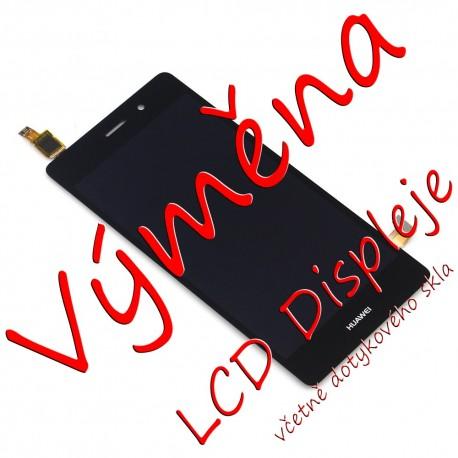 Výměna LCD včetně dotykové vrstvy Huawei Ascend P8 Lite