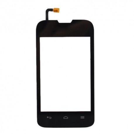 Huawei Ascend Y210 - Black touch layer touch glass touch panel + flex