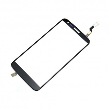LG Optimus G2 D800 D801 D803 - Černá dotyková vrstva, dotykové sklo, dotyková deska + flex