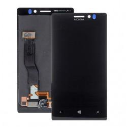 Nokia Lumia 925 - LCD displej + dotyková vrstva, dotykové sklo, dotyková deska - OEM