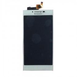 Lenovo P70 - LCD displej + dotyková vrstva, dotykové sklo, dotyková doska - Biela