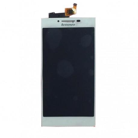 Lenovo P70 - LCD displej + dotyková vrstva, dotykové sklo, dotyková deska - Bílá