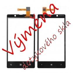 Výměna dotykové vrstvy Nokia Lumia 820
