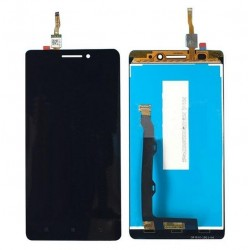 Lenovo A7000 - LCD display + touch layer touch glass touch panel - Black