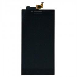 Lenovo P70 - LCD displej + dotyková vrstva, dotykové sklo, dotyková doska - Čierna