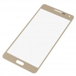 Samsung Galaxy A3 A300F - Zlatá dotyková vrstva, dotykové sklo, dotyková doska