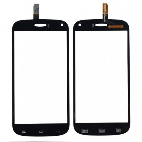 Myphone S-Line - Černá dotyková vrstva, dotykové sklo, dotyková deska + flex