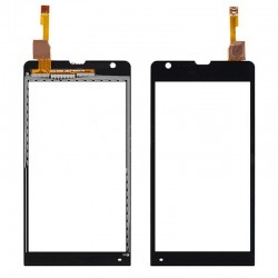 Sony Xperia SP M35h M35 M35i c5302 c5303 - Černá dotyková vrstva, dotykové sklo, dotyková deska