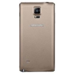 Samsung Galaxy Note 4 N910 - Zlatá - Zadní kryt baterie