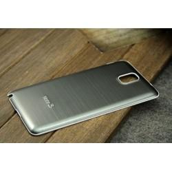 Samsung Galaxy Note 3 N9000 - Zadní kryt baterie - Hliník, Barva: Šedá