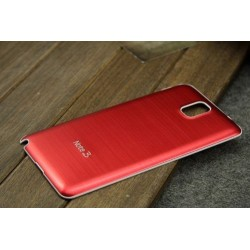 Samsung Galaxy Note 3 N9000 - Zadní kryt baterie - Hliník, Barva: Červená