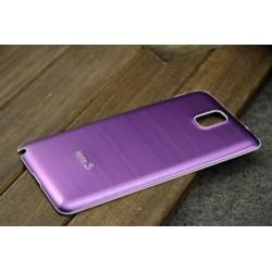 Samsung Galaxy Note 3 N9000 - Zadní kryt baterie - Hliník, Barva: Fialová