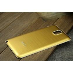 Samsung Galaxy Note 3 N9000 - Zadní kryt baterie - Hliník, Barva: Zlatá