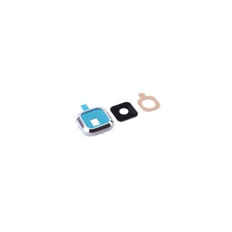 Samsung Galaxy A5 SM-A500 - Kryt, sklo kamery, fotoaparátu - Bílá