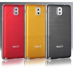 Samsung Galaxy Note 2 N7100 - Rear cover - Aluminium - Blue