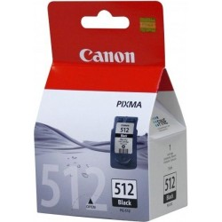 Canon PG-512 Black - Original Cartridges
