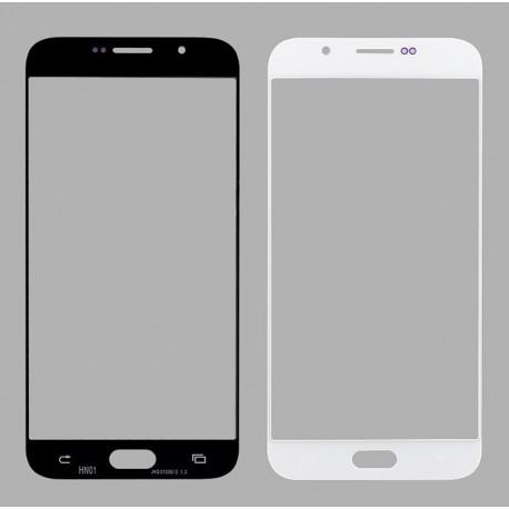Samsung Galaxy A8 A8000 - Bílá dotyková vrstva, dotykové sklo, dotyková deska