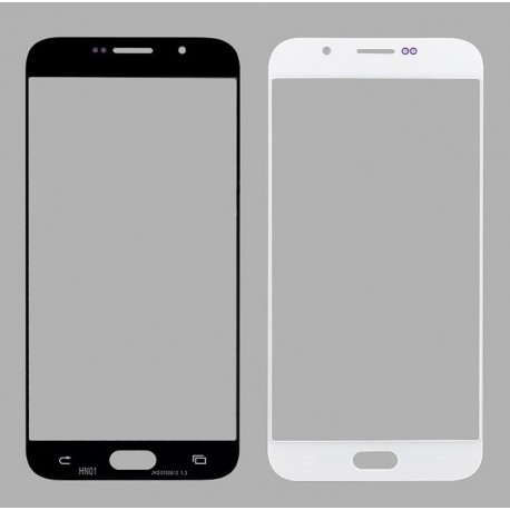Samsung Galaxy A8 A8000 - White touch layer touch glass touch panel